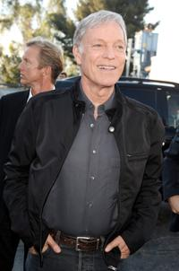 Richard Chamberlain at the premiere of
