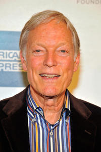Richard Chamberlain at the New York premiere of