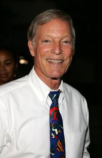 Richard Chamberlain at the Season Four Premiere Screening of