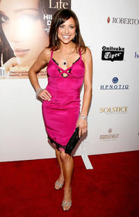 Christine Lakin at Hollywood Life Magazine's 9th annual Young Hollywood Awards.