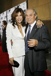 Jo Champa and Vittorio Storaro at the 4th Annual Cinema Italian Style Festival Los Angeles and 2007 Cinema Italian Style Awards.