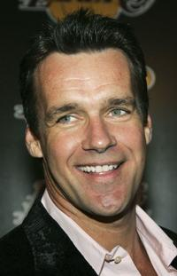 David James Elliott at the 2nd Annual Las Vegas Casino Night Celebrity Poker Challenge.