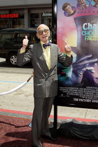 David Kelly at the California premiere of