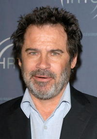 Dennis Miller at the HRTS Newsmaker Luncheon with Dennis Miller.