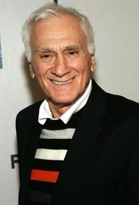 Dick Latessa at the screening of