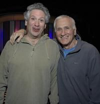 Harvey Fierstein and Dick Latessa at the preview of