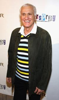 Dick Latessa at the party of the opening night show of