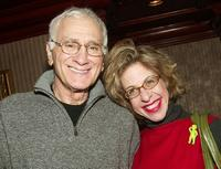 Dick Latessa and Jackie Hoffman at the ABC Daytime celebrating