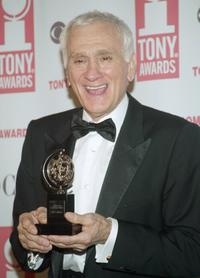 Dick Latessa at the 57th Annual Tony Awards.
