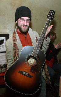 Dustin Diamond at the Gibson Guitar and Entertainment Tonight celebrity hospitality lodge during the 2007 Sundance Film Festival.