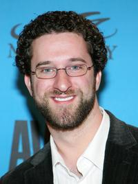 Dustin Diamond at the 24th annual Adult Video News Awards Show.