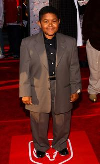 Emmanuel Lewis at the