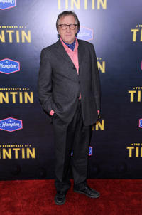 Enn Reitel at the New York premiere of