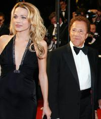 Laura Chiatti and Giacomo Rizzo at the premiere of
