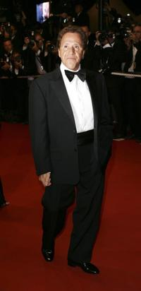 Giacomo Rizzo at the premiere of