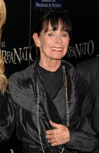 Geraldine Chaplin at the premiere of