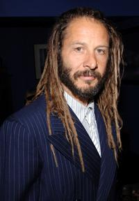 Tony Alva at the Katy Rodriguez Fall 2007 Collection.
