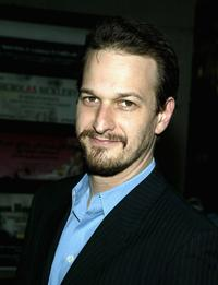 Josh Charles at the 49th annual Drama Desk Awards at the La Guardia Concert Hall.