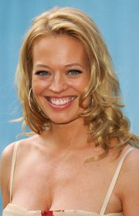 Jeri Ryan at the CBS Upfront Presentation.