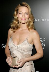 Jeri Ryan at the 8th Annual Costume Designers Guild Awards VIP reception.