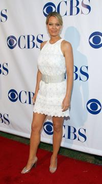 Jeri Ryan at the CBS Summer