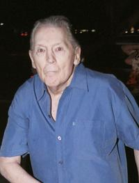 Jerry Lee Lewis at the rehearsal of