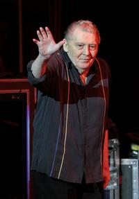 Jerry Lee Lewis at the Grammy Foundation's Music Preservation Project