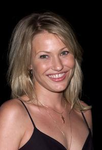 Joey Lauren Adams at the post-premiere party of