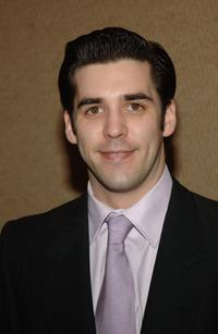 Jordan Bridges at the 2006 New York Emmy Awards.