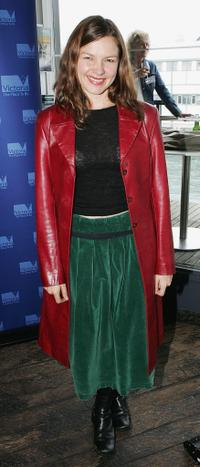 Justine Clarke at the L'Oreal Paris 2005 AFI Awards Nomination announcement.