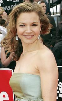 Justine Clarke at the L'Oreal Paris 2005 AFI Awards.