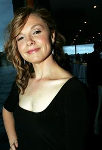 Justine Clarke at the 2005 Lexus Inside Film Awards.