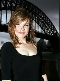 Justine Clarke at the 2005 Lexus IF Awards.