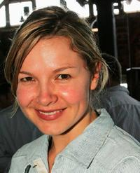 Justine Clarke at the Sydney Theatre Company 2005 Season Launch (STC).
