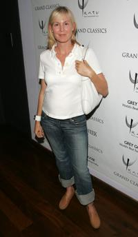 Kelly Rutherford at the Grand Classics Screening of
