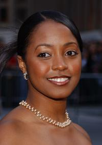 Keshia Knight Pulliam at the NBC 75th Anniversary celebration.