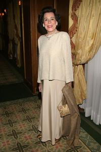 Kitty Carlisle Hart at the Bal Du Prentemps Benefit for Parkinsons Disease Foundation.