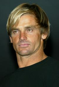 Laird Hamilton at the Surf Culture Block party.