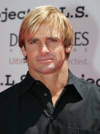 Laird Hamilton at the 6th Annual Project A.L.S. Benefit.