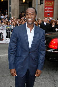 Don Cheadle at the Hollywood premiere of