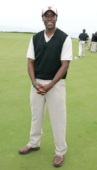 Don Cheadle at the 8th annual Michael Douglas & Friends Golf Tournament in Rancho Palos Verdes.