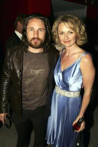 Martin Henderson and Rachel Blake at the 6th annual