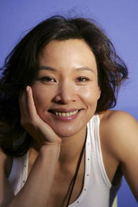 Joan Chen at the Toronto International Film Festival in Toronto, Canada.