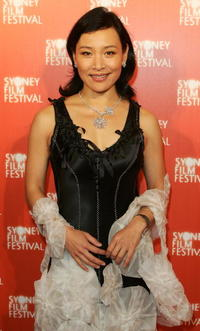Joan Chen at the 54th Sydney Film Festival in Sydney, Australia.