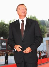 Massimo Ghini at the 65th Venice Film Festival Closing Ceremony.
