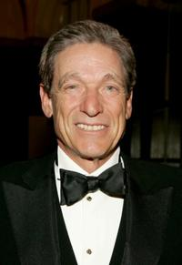 Maury Povich at the 48th Annual New York Emmy Awards.
