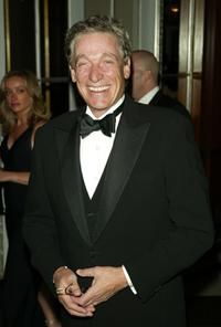 Maury Povich at the 47th Annual New York Emmy Awards.