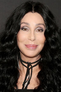 Cher at the opening night of