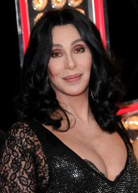 Cher at the California premiere of