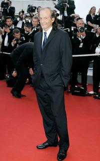 Patrick Chesnais at the premiere of